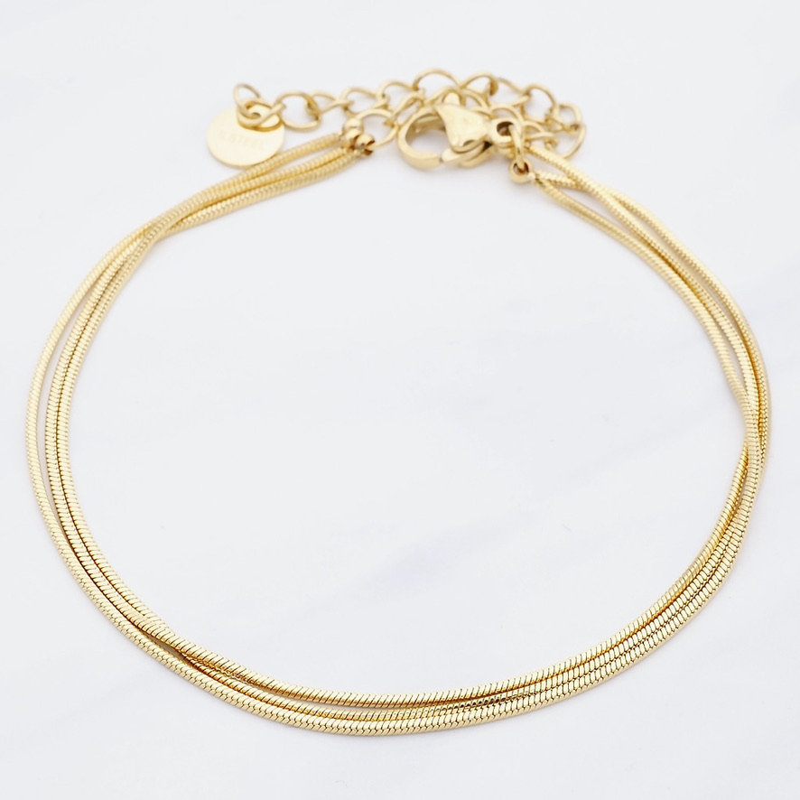 Vicky Armband Gold