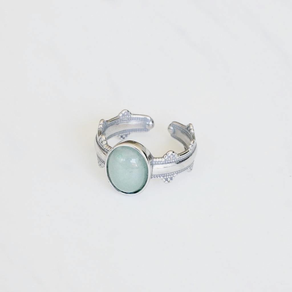 Julia Ring Silber