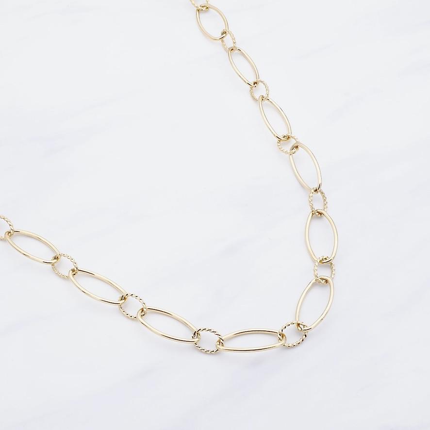 Finley Halskette Gold