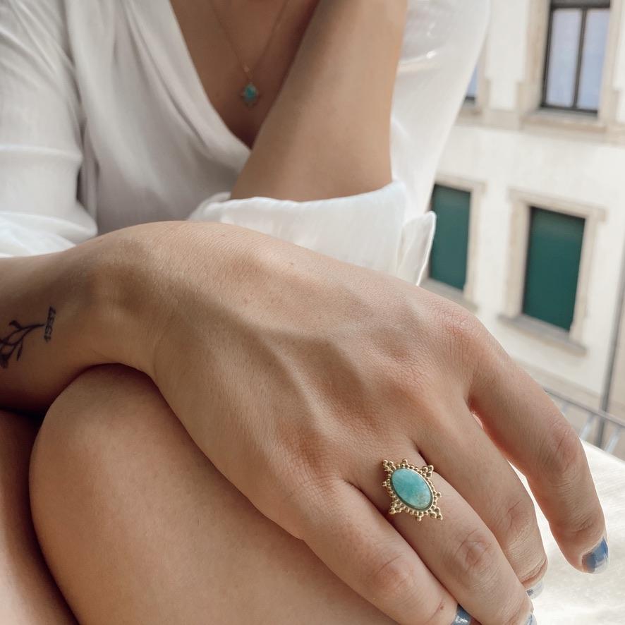 Sana Ring Gold