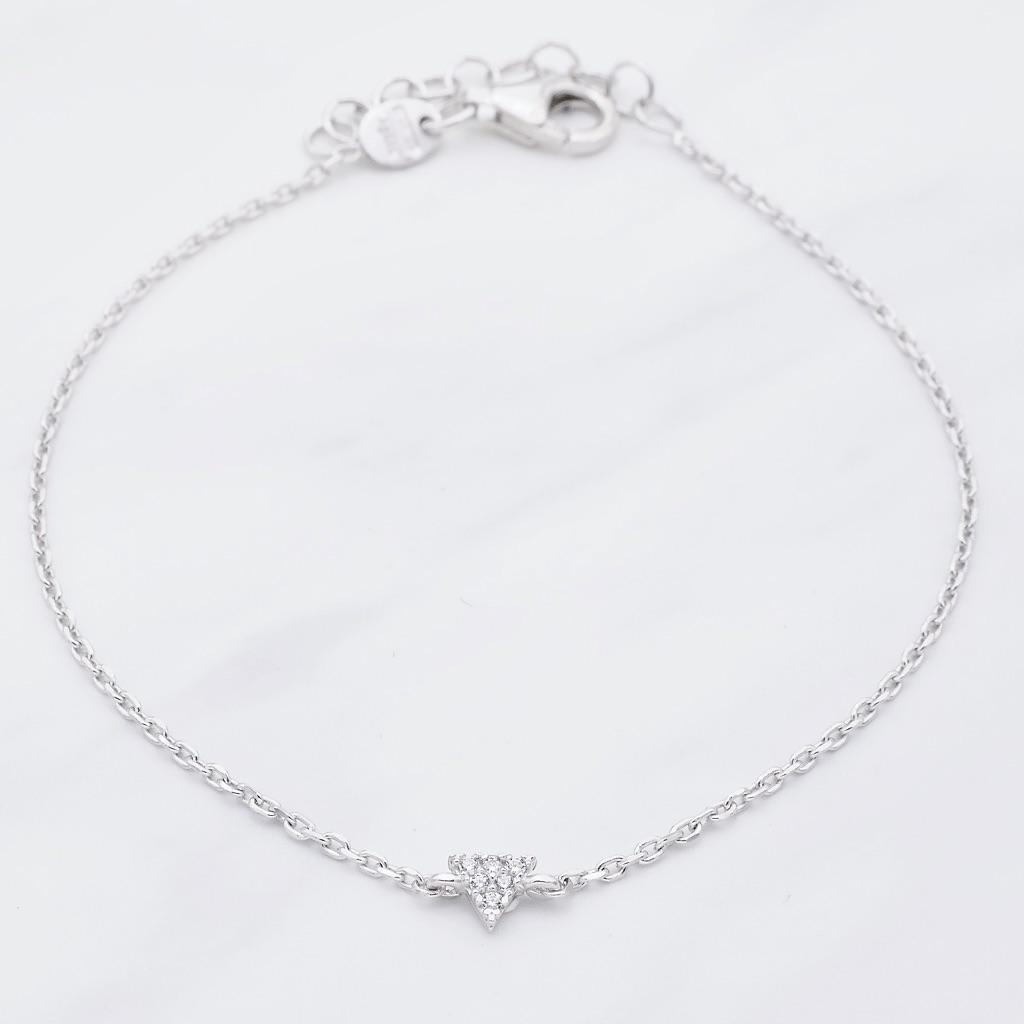 Diva Armband Silber