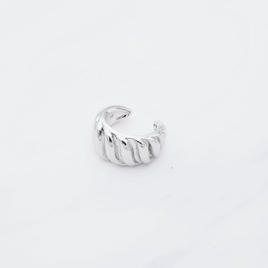 Ear Cuff Silber