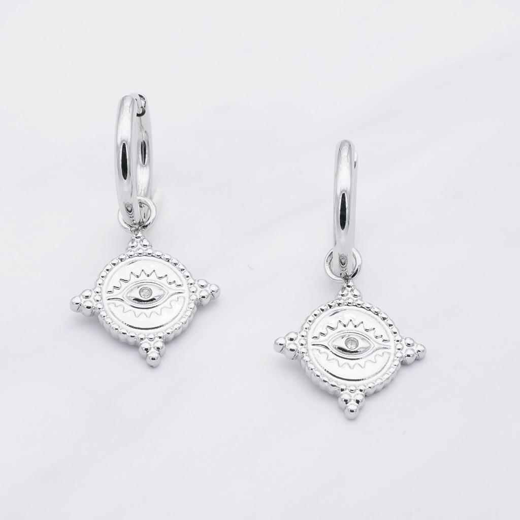 Egypt Ohrring Silber