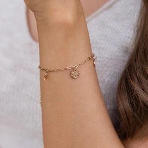Soumia Armband Rosé