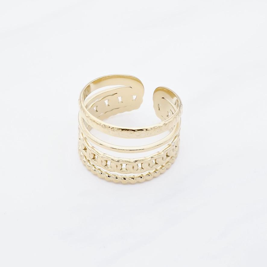 Ariah Ring Gold