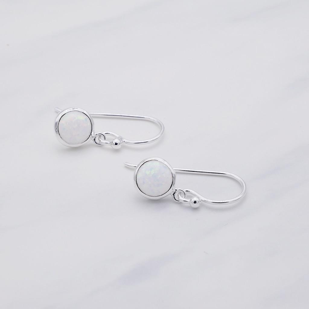 Opal Ohrhänger