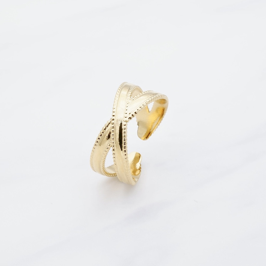 Anica Ring Gold