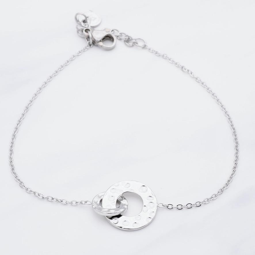 Naja Armband Silber