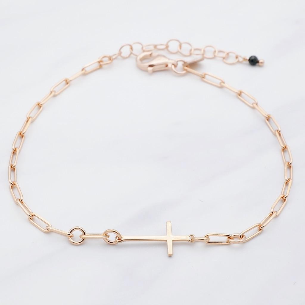 Kreuz Armband