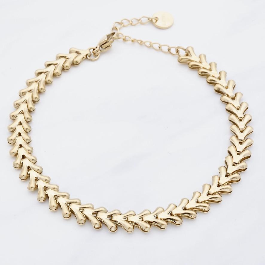 Alexia Armband Gold