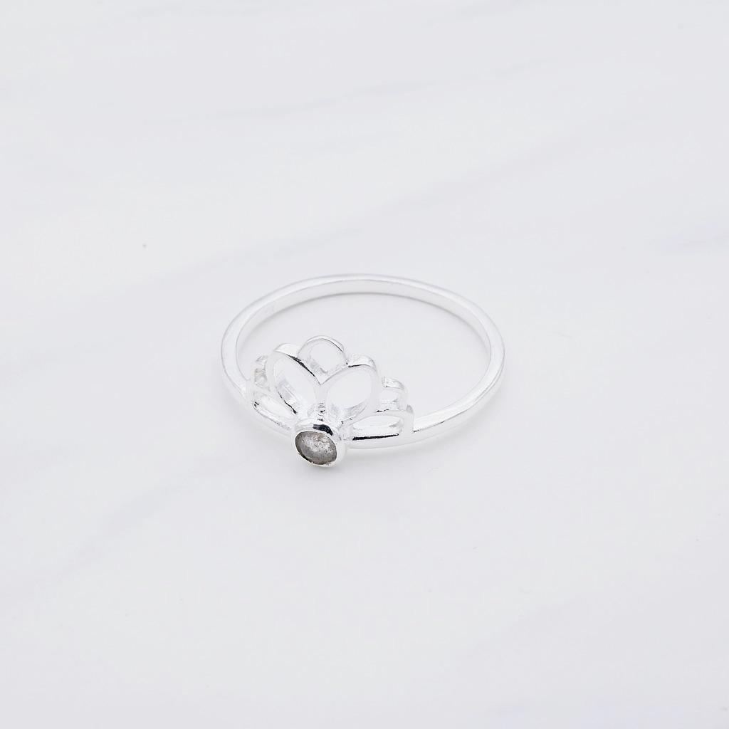 Muja Ring Silber