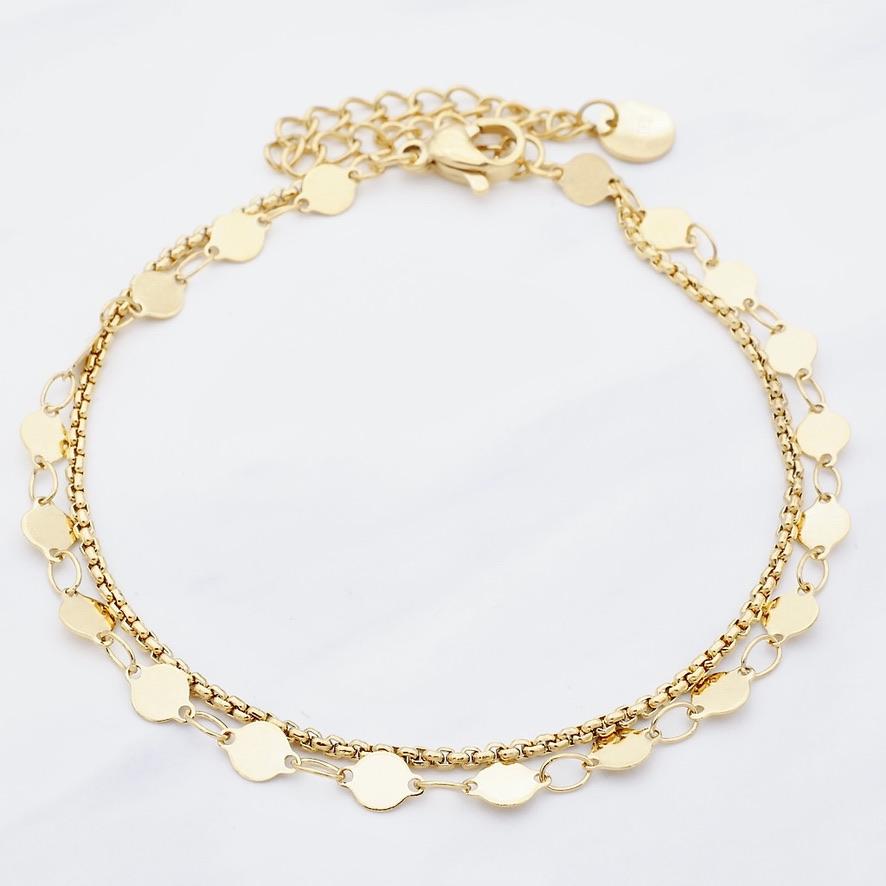 Kiana Armband Gold