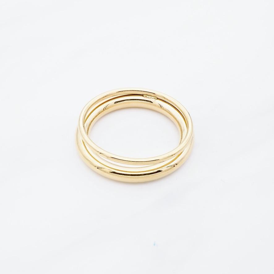 Maeva Ring Gold