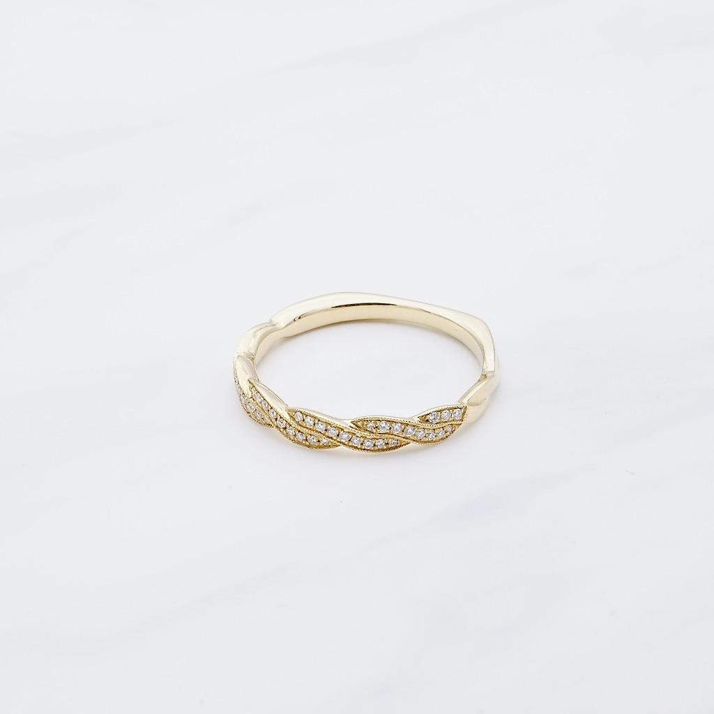 Memoire Ring Gold