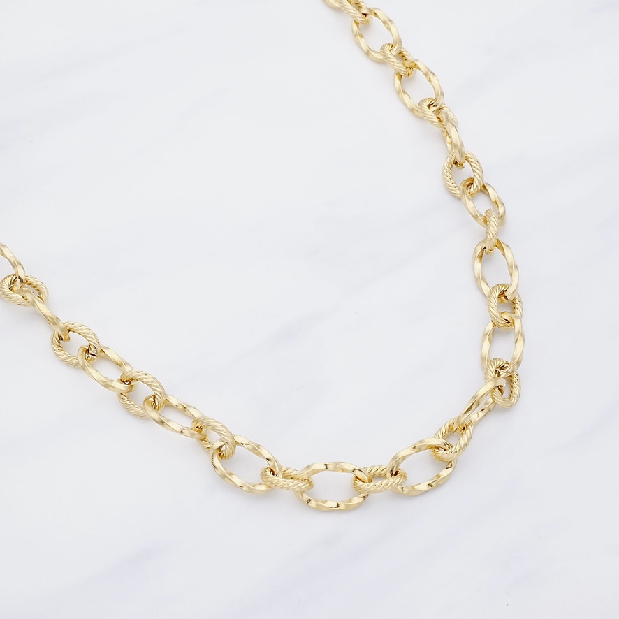 Grace Halskette Gold