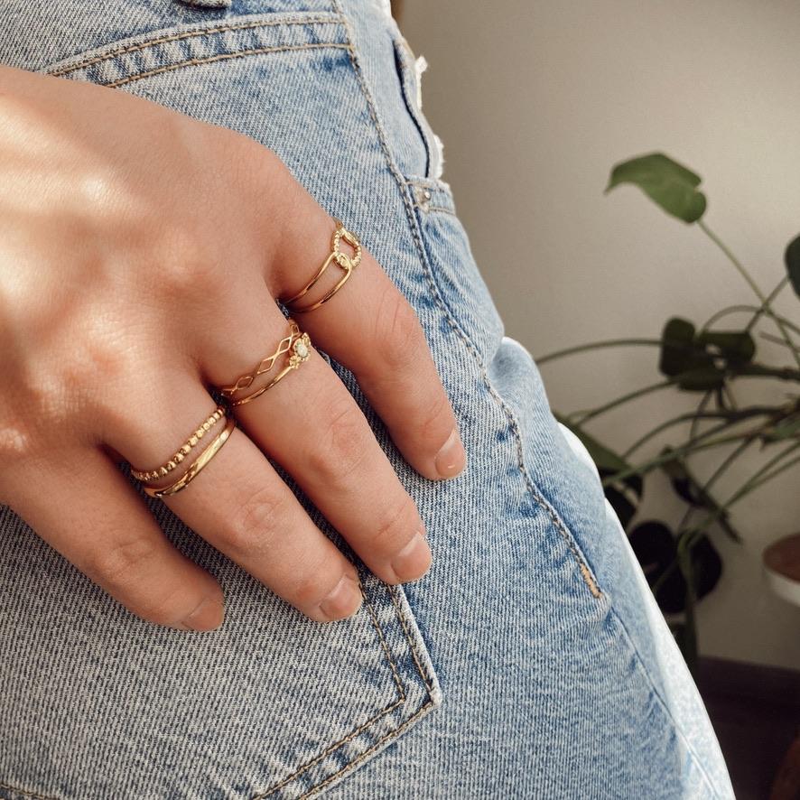 Cara Ring Gold