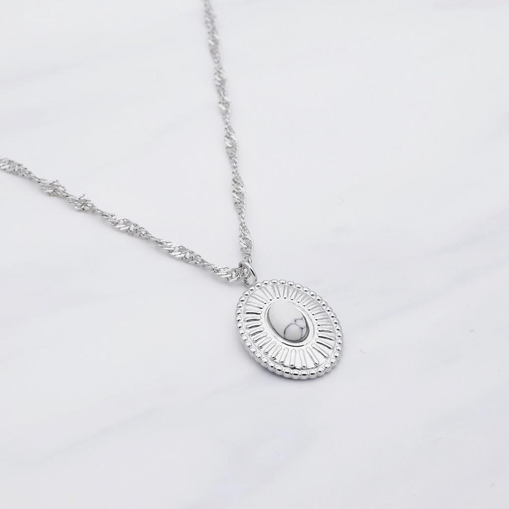 Luna Kette Silber