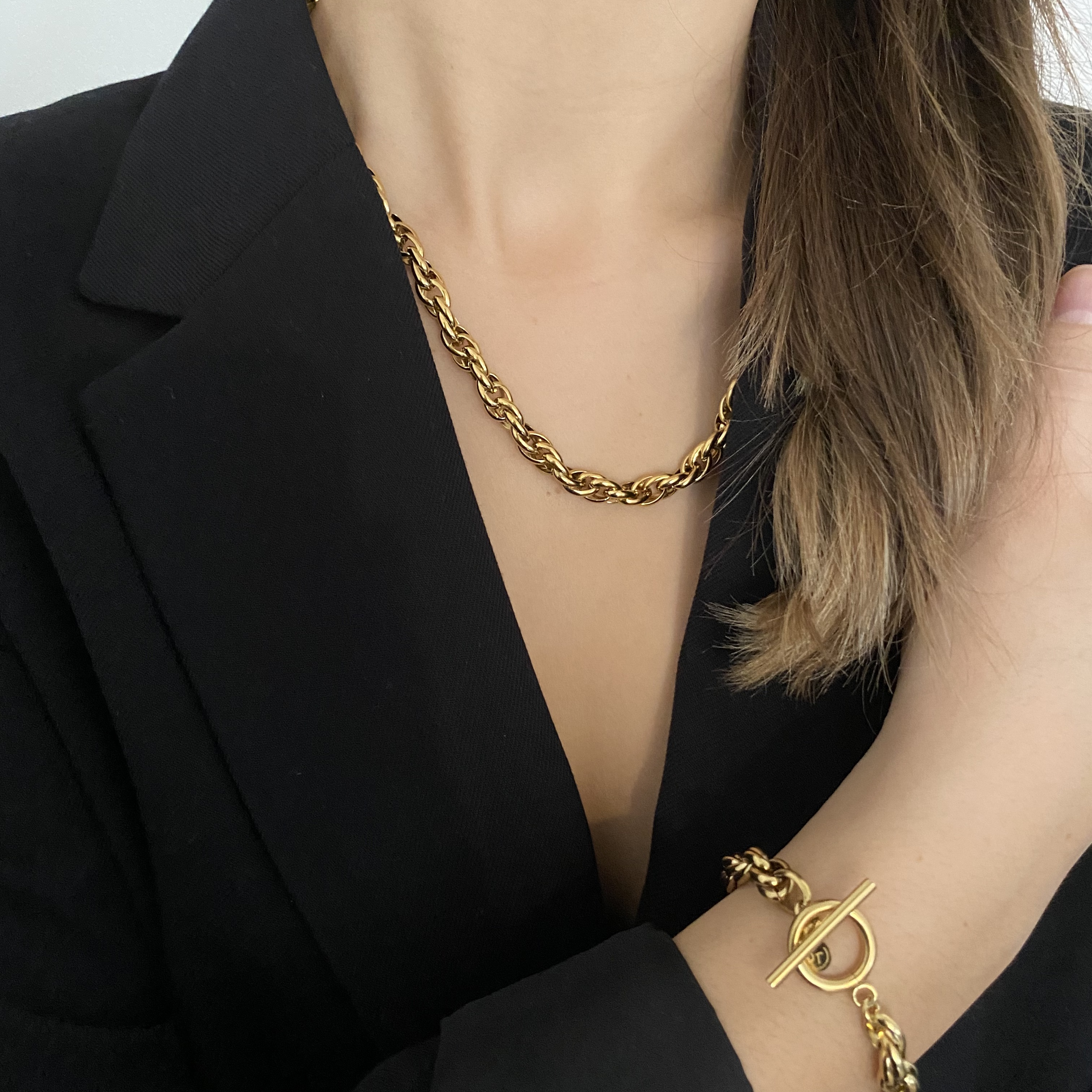 Chain Kette Gold