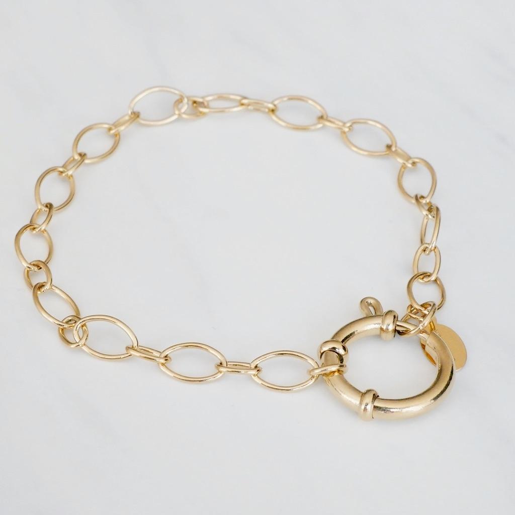 Lock Armband