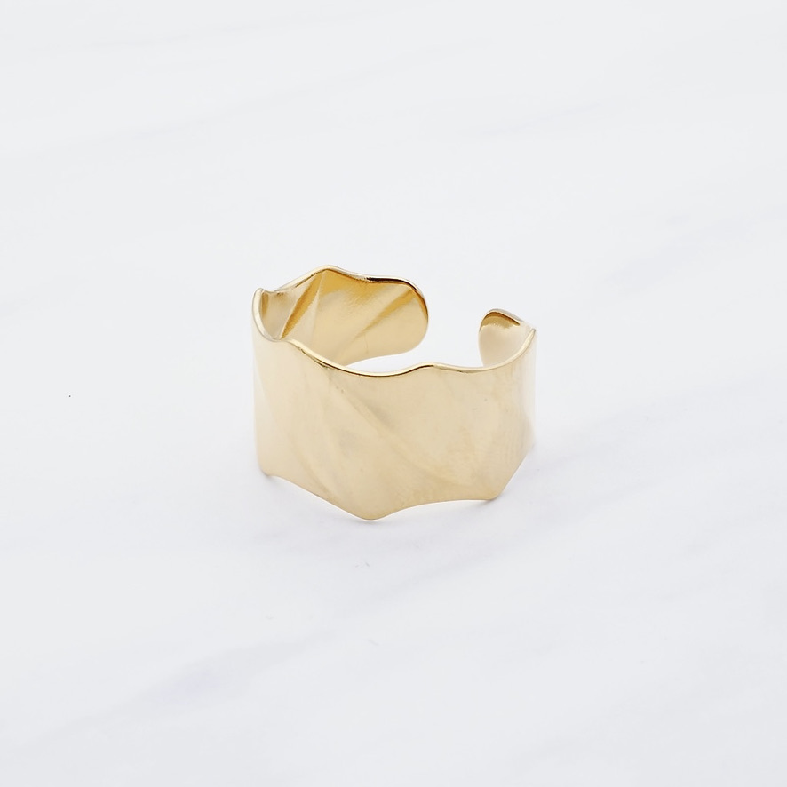 Mattea Ring Gold