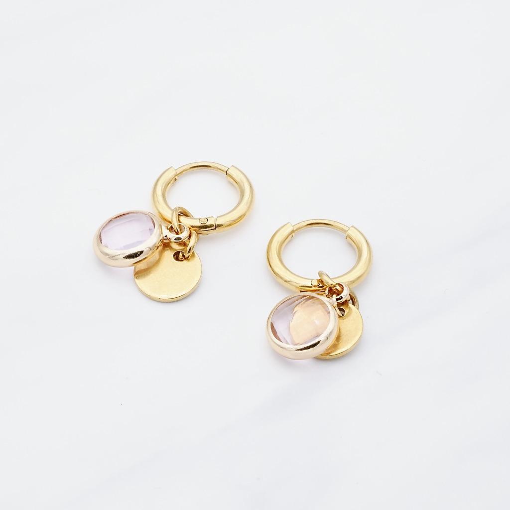 Luzie Ohrring Gold