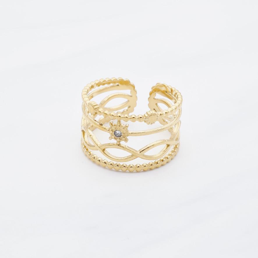 Maleen Ring Gold