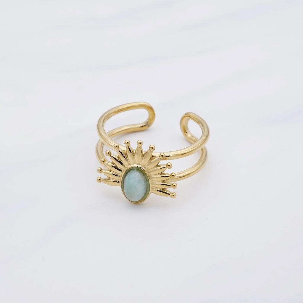Spring Ring Gold