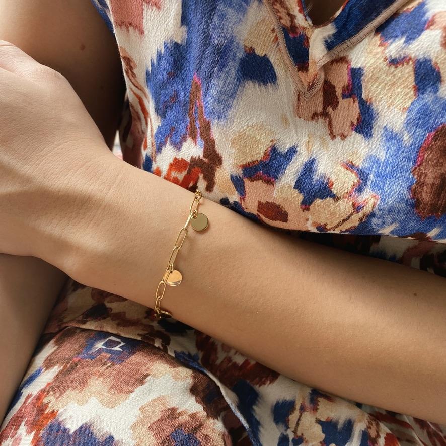 Destiny Armband Gold