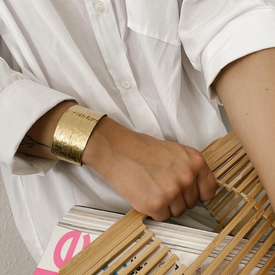Louisa  Armreif Gold