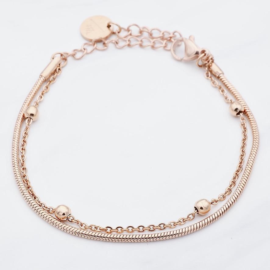 Tiana Armband Rosé