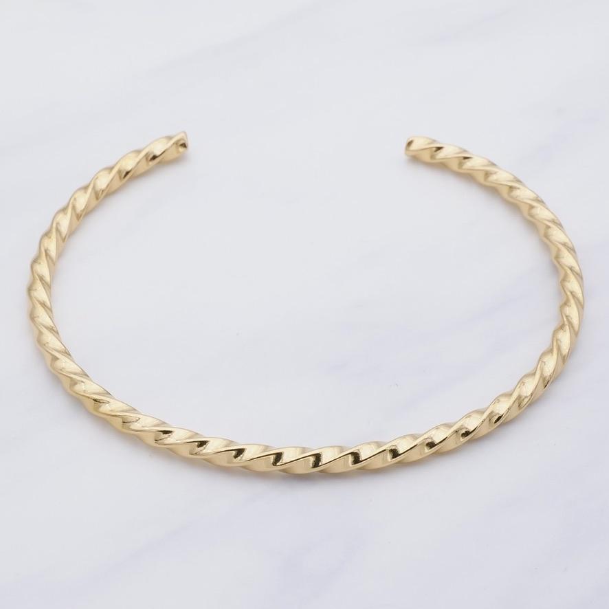 Kara  Armreif Gold