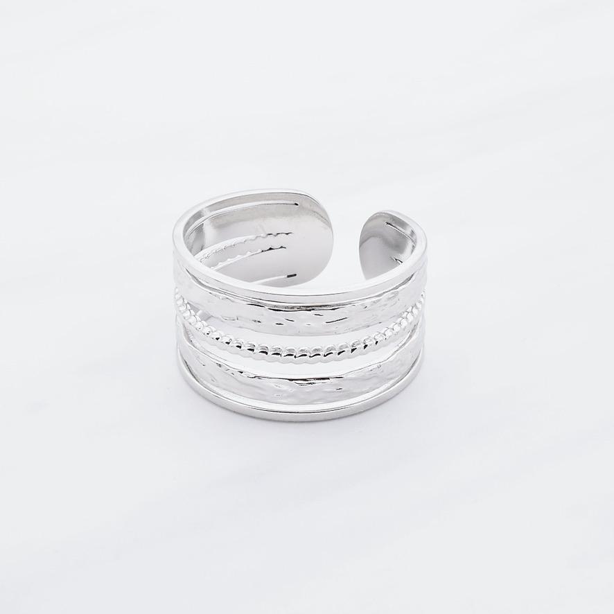 Leia Ring Silber