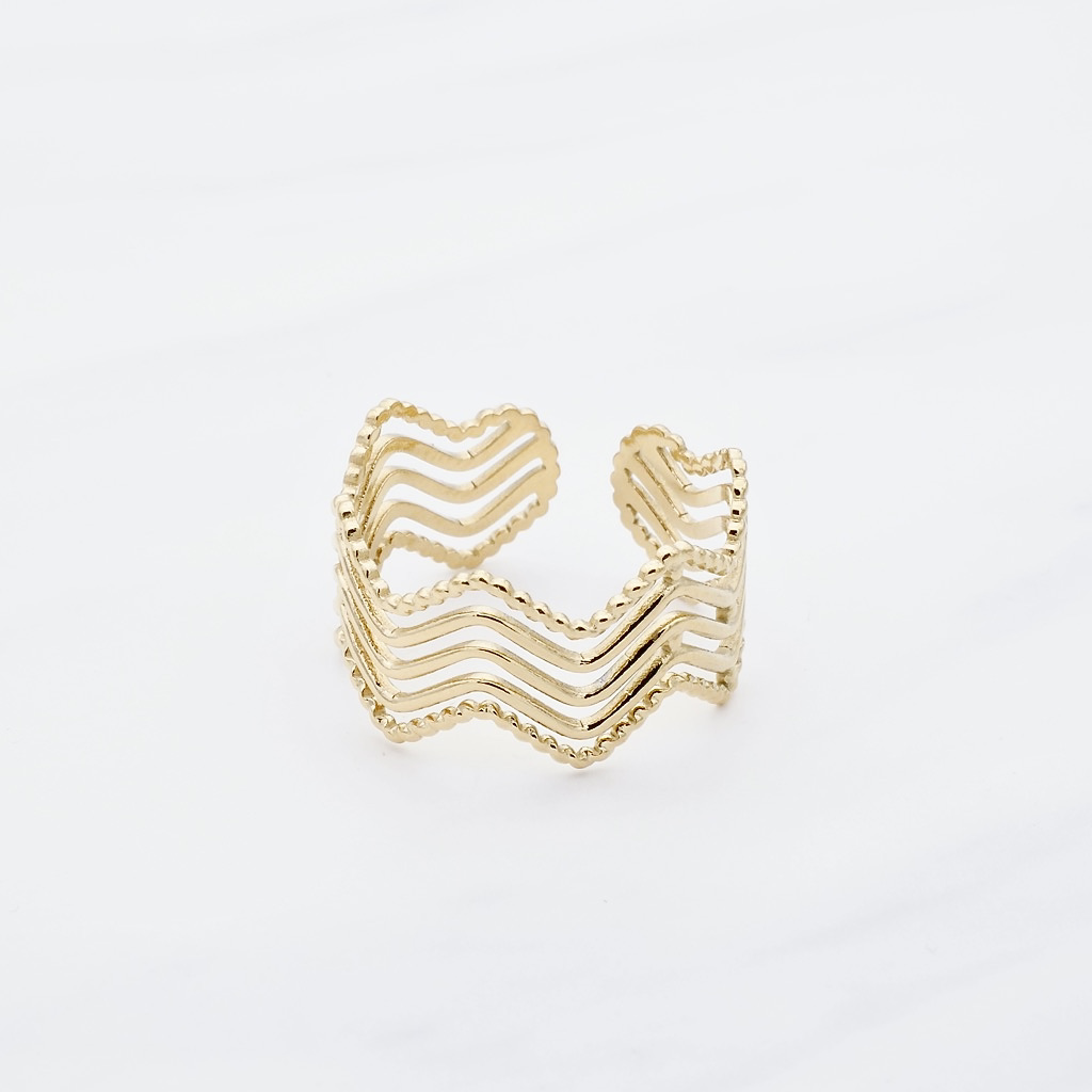 Swing Ring  Gold
