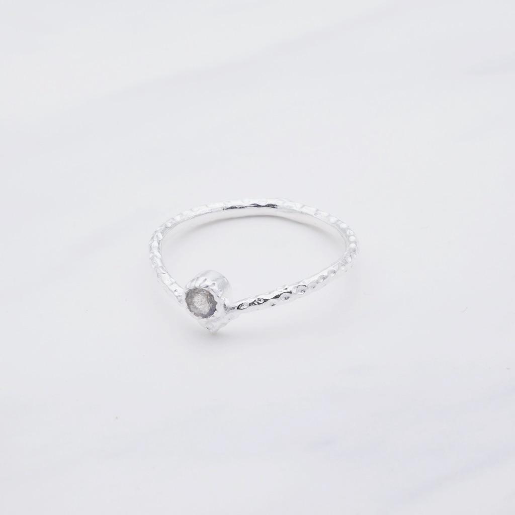 Vida Ring Silber