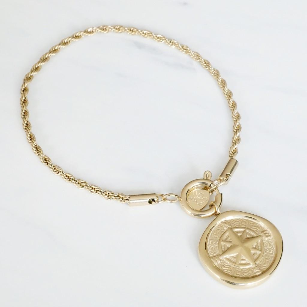 Kompass Armband