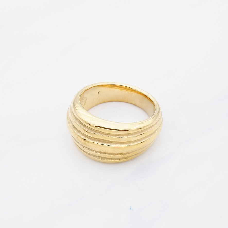 Gaelle Ring Gold