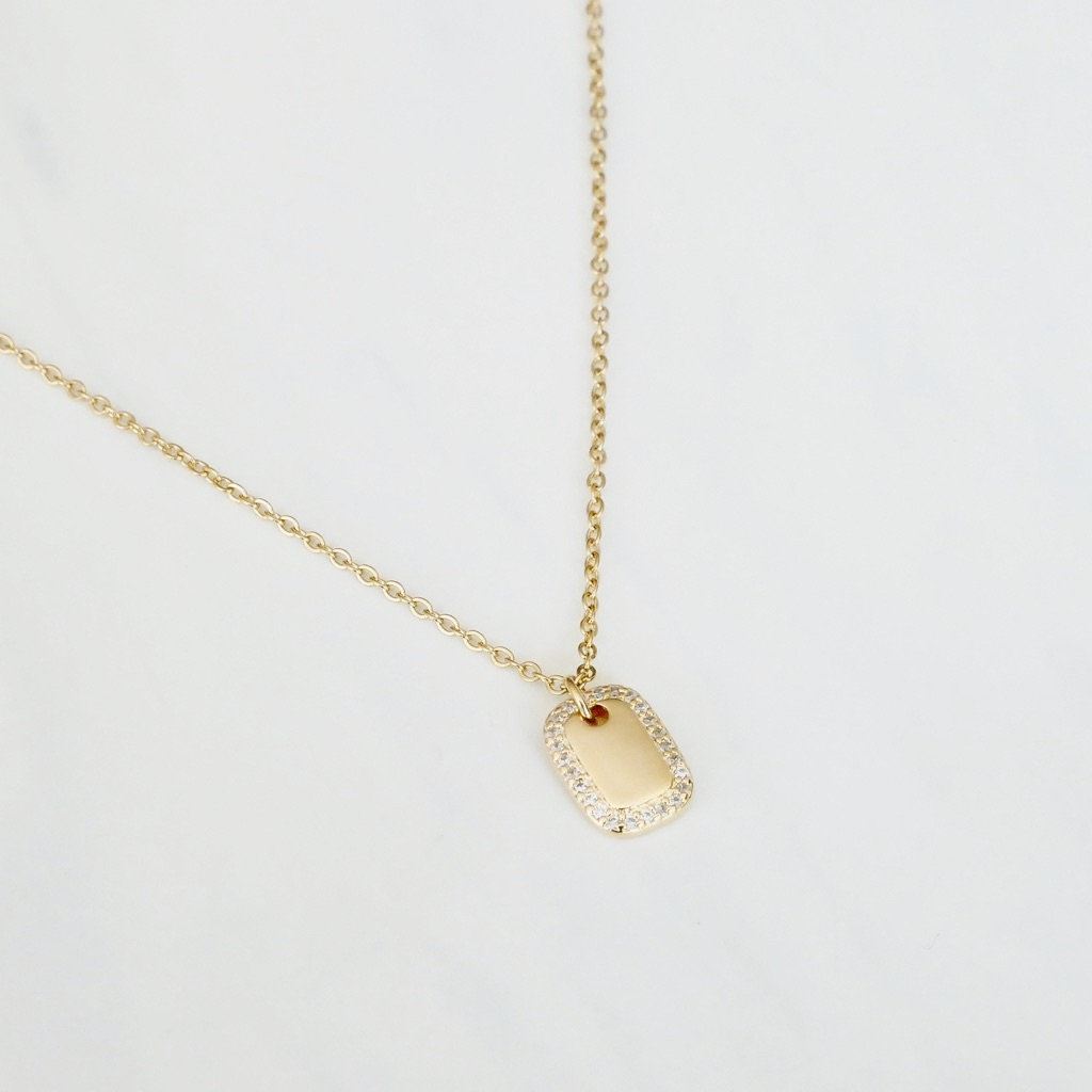 ID Kette Gold