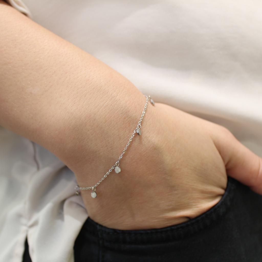 Moments Armband Silber