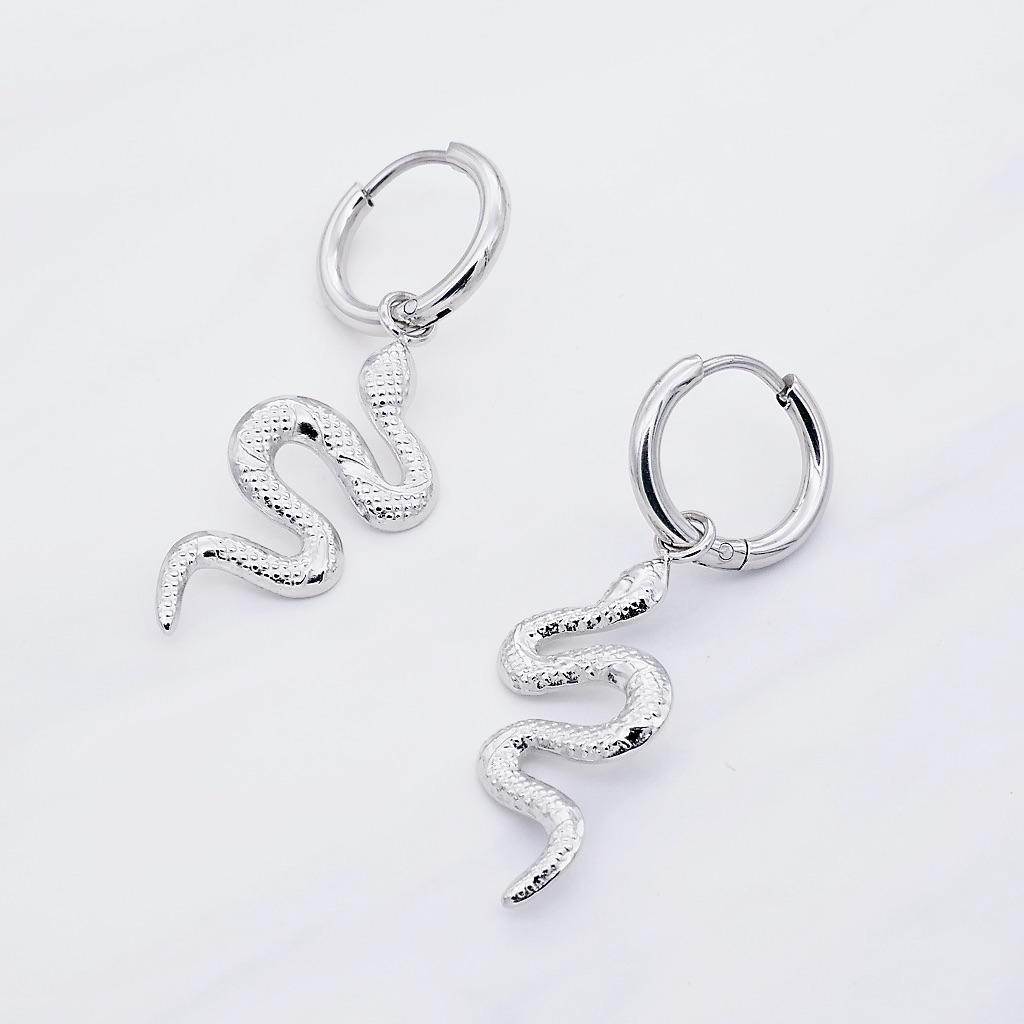 Snake Creole  Silber