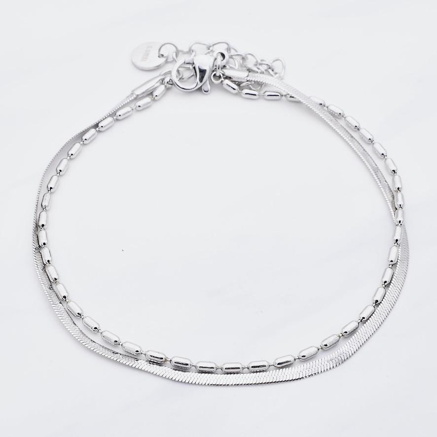 Noèma Armband Silber