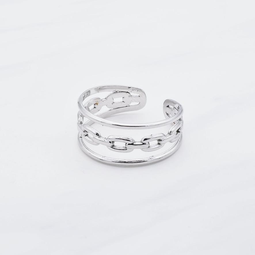 Alessa Ring Silber