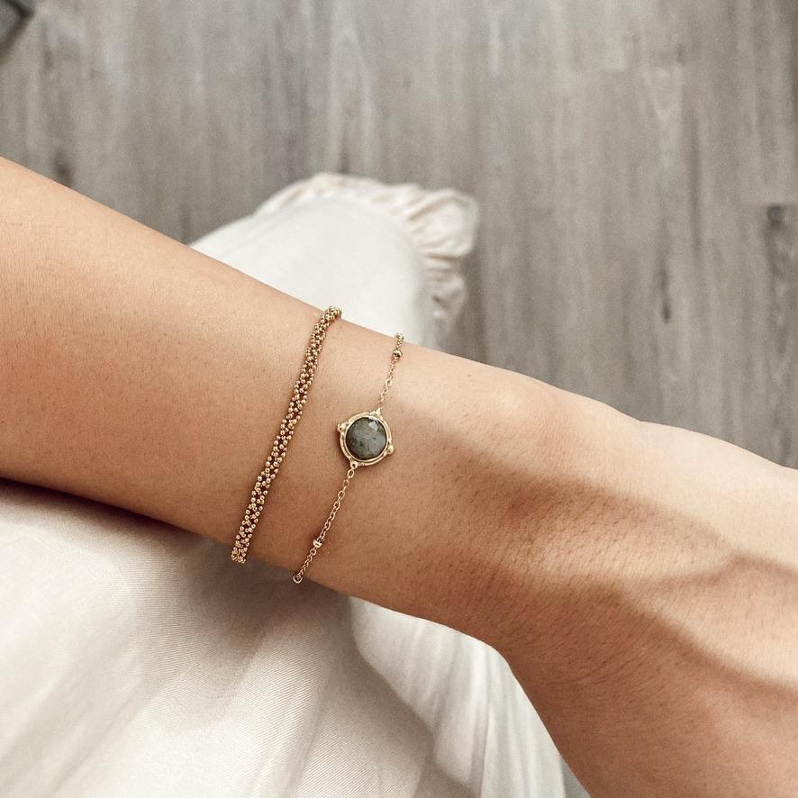 Eva Armband Gold