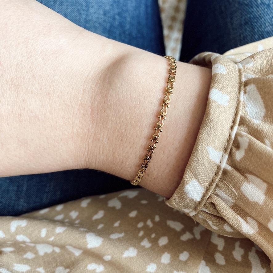 Melosa Armband Gold