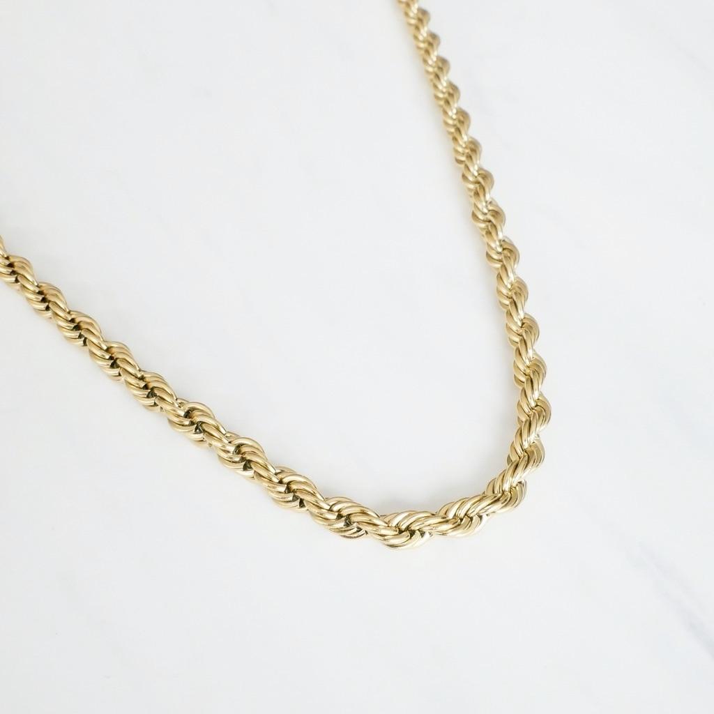 DNA Kette Gold