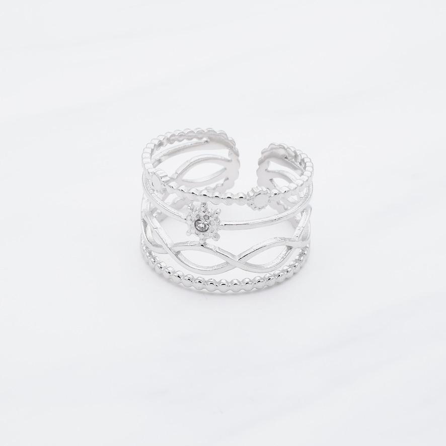 Maleen Ring Silber