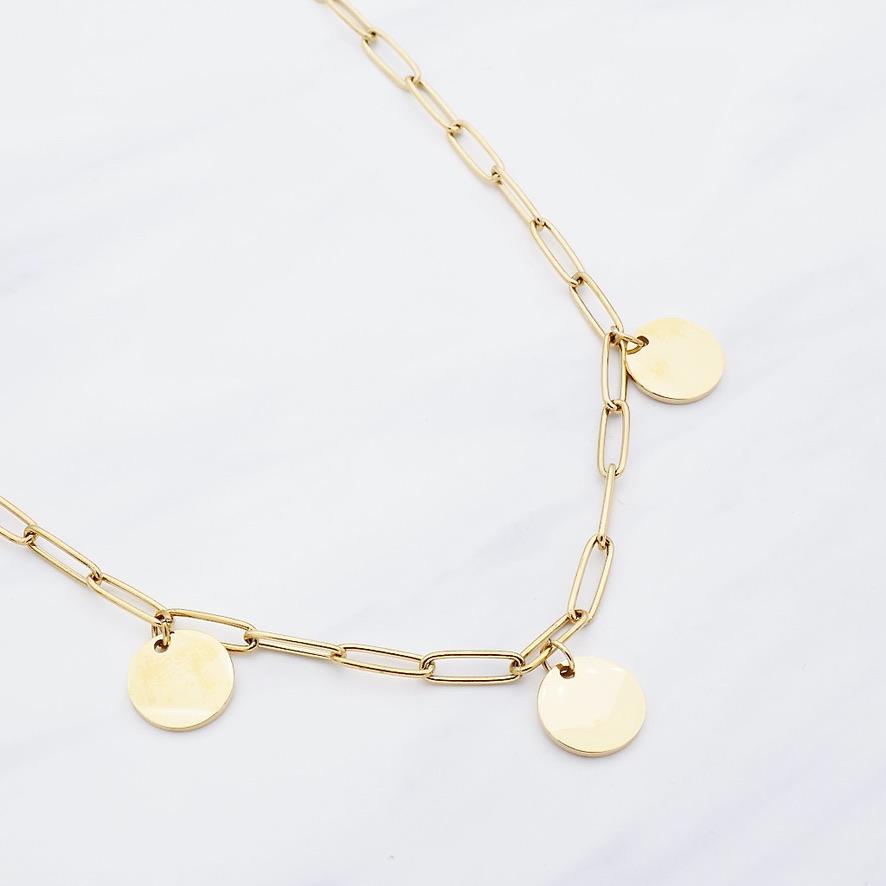 Nivia Kette Gold