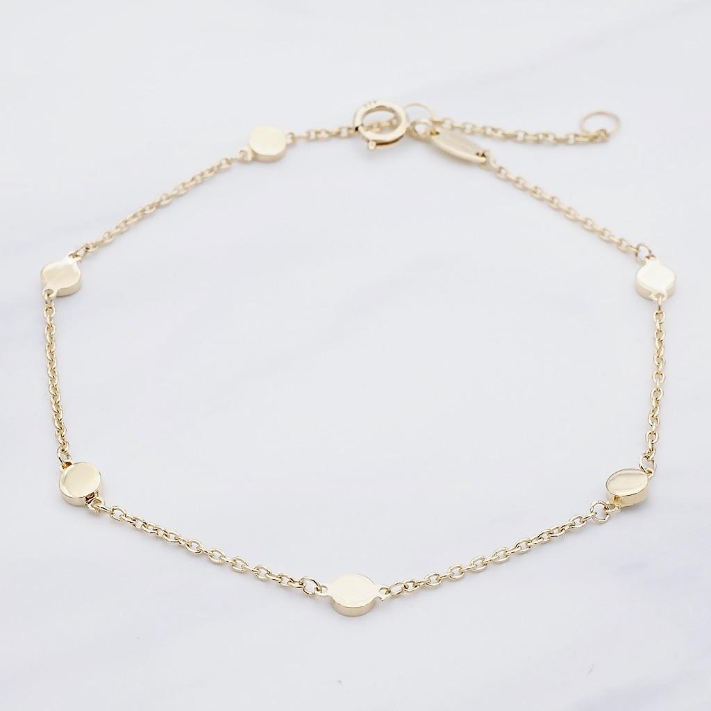 Amelie Gold Armband
