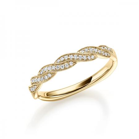 Memoire Ring Gold