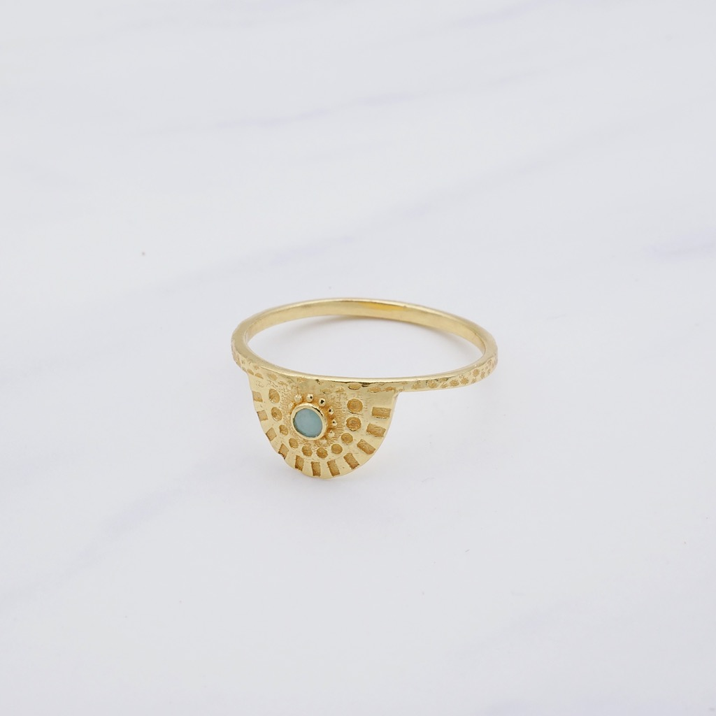 Mia Ring Gold