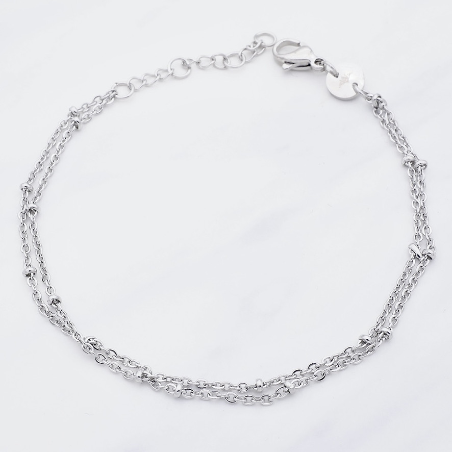 Suzette Armband Silber